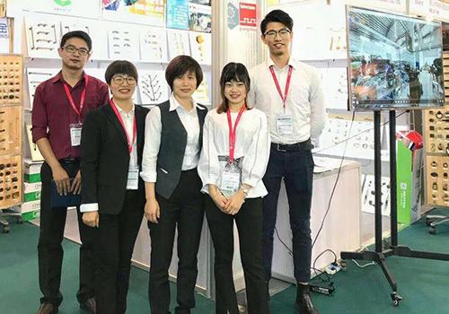 Hoone -China Guangdong Furniture Machinery and Material Exhibition - Kaiyi Furniture Hardware-1