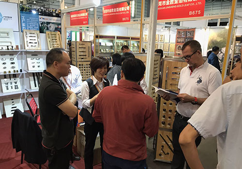 Hoone -CIFF Home Furniture Exhibition - Kaiyi Furniture Hardware-2