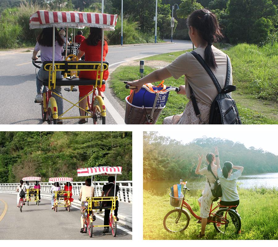 Hoone -News | Outdoor activity-Riding bicycle
