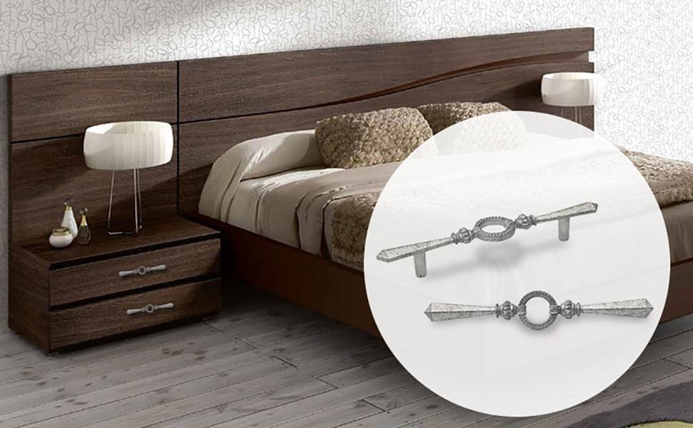 Hoone -Find American Classical Handle Furniture Hardware Zinc Alloy-3