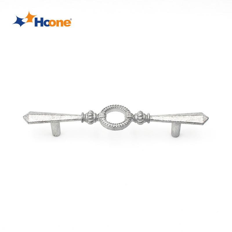 American classical handle furniture hardware zinc alloy A0976
