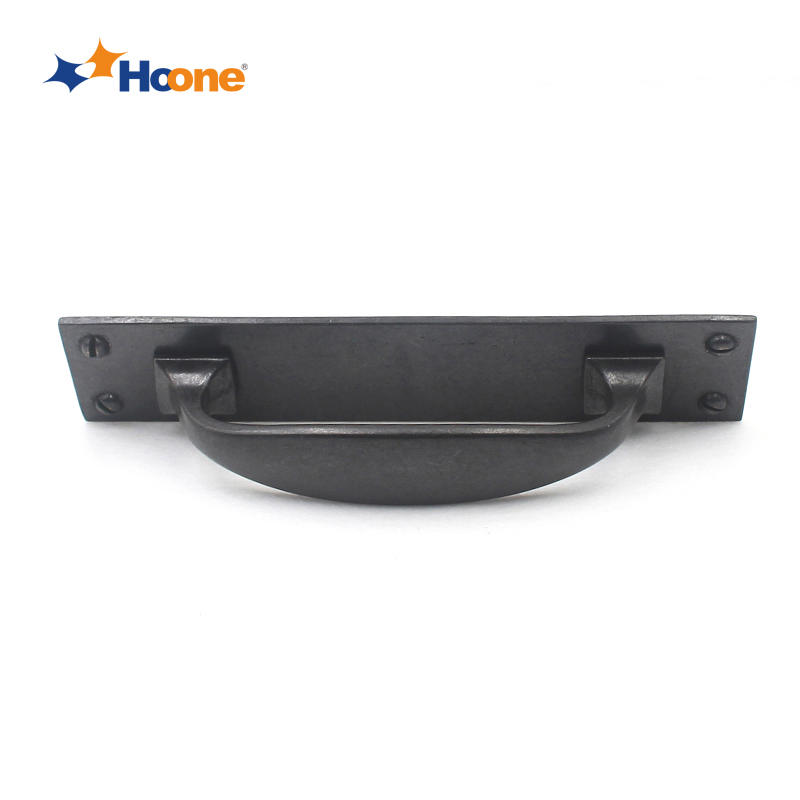 Combination handle for stove cabinet furniture hardware zinc alloy A5039