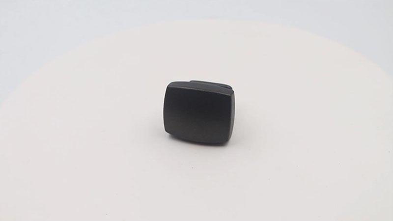 Rectangular handle and knob furniture hardware zinc alloy A6615 video
