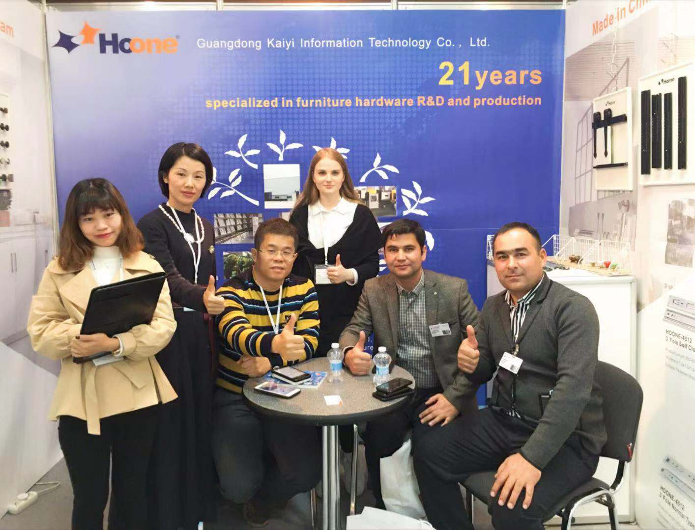 Hoone -Attend To Mebel 2018 At Moscow, Russia | Furniture Handles