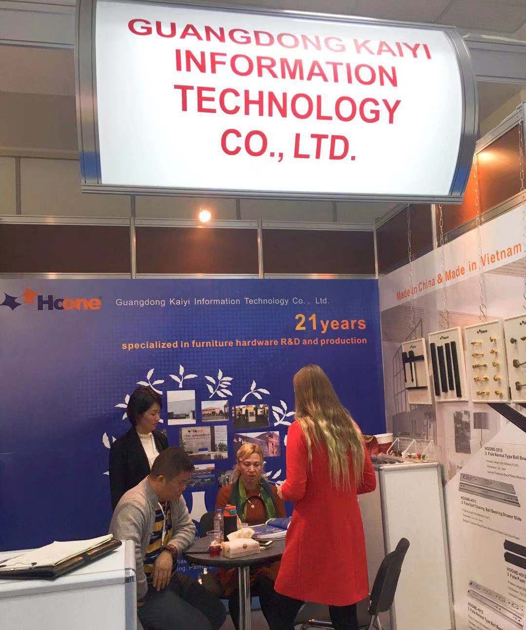 Hoone -Attend To Mebel 2018 At Moscow, Russia | Furniture Handles-1